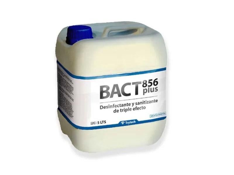 Sui Color ofrece Desinfectante Bact 856 Plus, Barbijos, Máscaras de protección facial y Antiparras como prevención del Covid 19