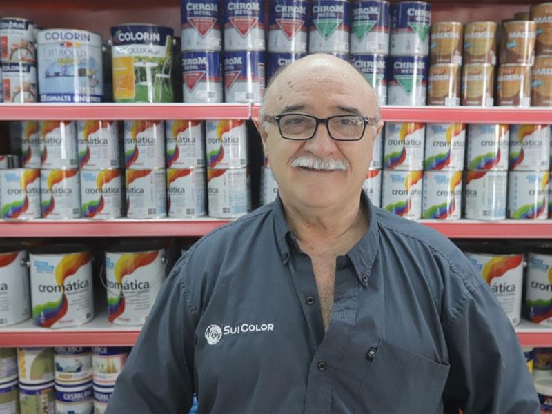 Perdió todo en 2001, pero volvió a creer en el país y a los 50 años abrió una nueva empresa