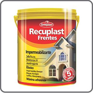 Impermeabilizante para paredes recuplast frentes - Impermeabilizante para paredes ...