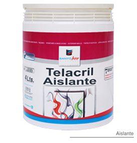 Pintura aislante t rmica telacril marca sanyo por 10 lts - Pintura aislante termica interior ...